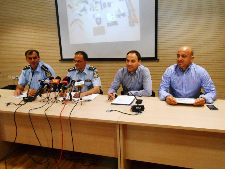 Δυο οργανώσεις εκβιαστών στο Βόλο εξάρθρωσε η Αστυνομία