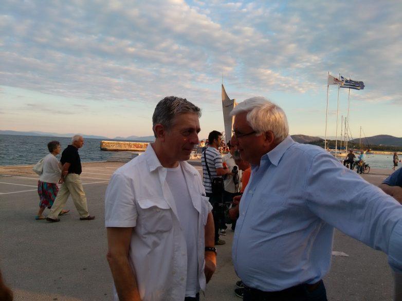 """Στ. Κούλογλου: """"Δεν υπάρχει ενδεχόμενο Grexit"""""""