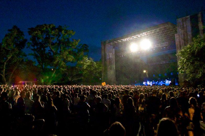 """""""Χαμός"""" στα 20ά  γενέθλια του επετειακού Rockwave Festival"""