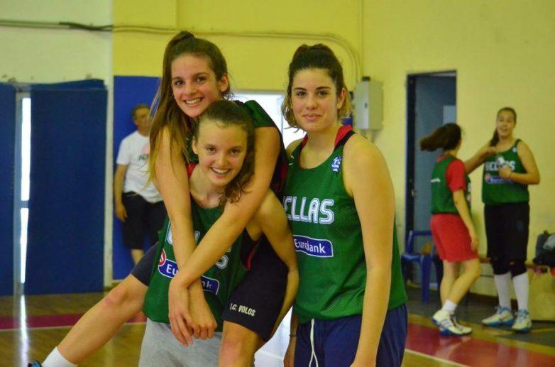 Τρία νέα ταλέντα στη  γυναικεία ομάδα μπάσκετ του Ολυμπιακού