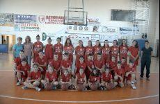 Σε φιλικούς αγώνες στην Καρδίτσα οι υποδομές μπάσκετ του Ολυμπιακού