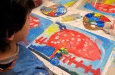 Μικροί- μεγάλοι ζωγραφίζουν για το περιβάλλον