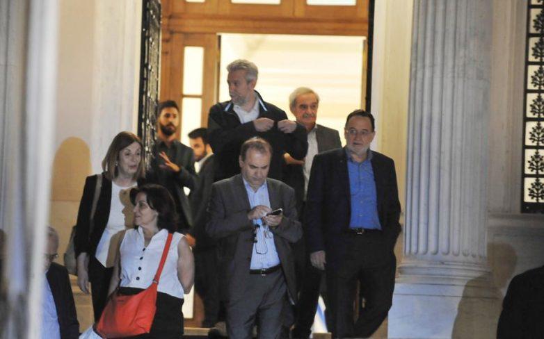 Δηλώσεις υπουργών μετά το διάγγελμα