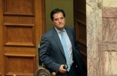 Αδ. Γεωργιάδης: Κυβέρνηση εθνικής ενότητας με πρωθυπουργό τον Τσίπρα
