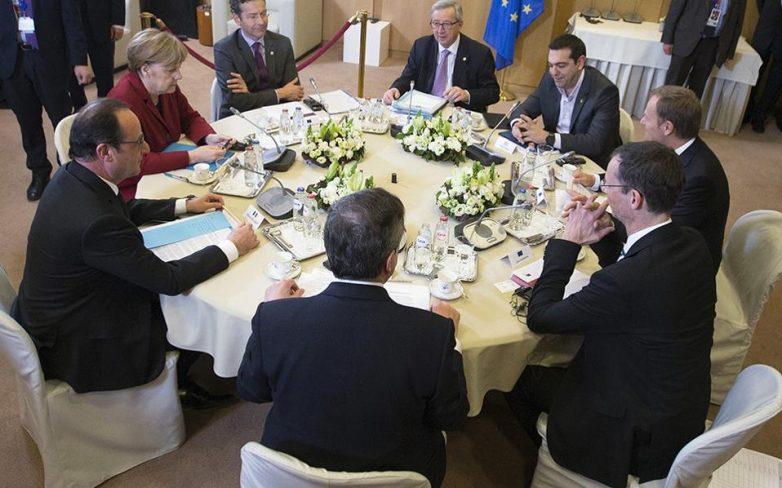 Μίνι σύνοδος κορυφής για την Ελλάδα 25-26 Ιουνίου