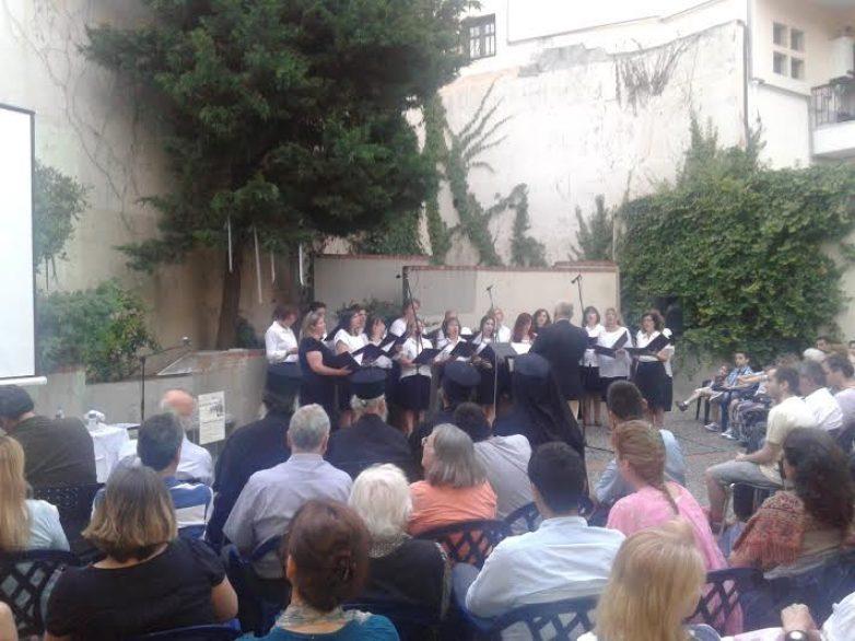 Επιτυχής η εκδήλωση του «ΕΣΤΑΥΡΩΜΕΝΟΥ» στη Θεσσαλονίκη
