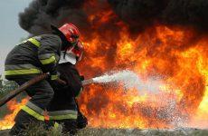 Υπό μερικό έλεγχο η φωτιά στους Γαργαλιάνους