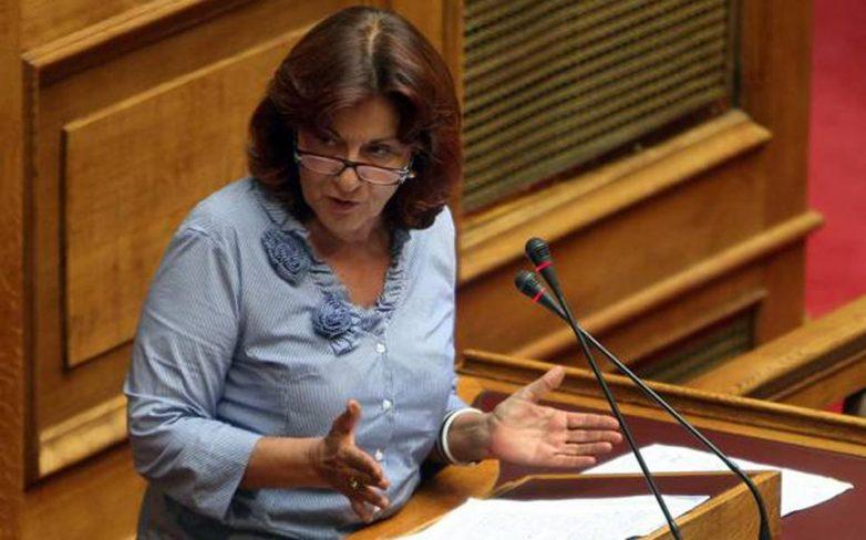 Στον Βόλο  η αναπληρώτρια υπουργός Εργασίας Θεανώ Φωτίου