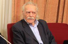 Μ. Γλέζος: «η συμφωνία δε θα ψηφιστεί από τη Βουλή»