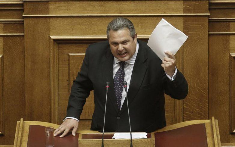 """Καταψηφίζουν το ν/σ Ιθαγένειας οι ΑΝΕΛ, θέμα """"δεδηλωμένης"""" από ΝΔ-ΠΑΣΟΚ"""