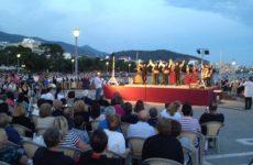 Παραδοσιακοί χοροί της Θάλασσας και Λαϊκό παραδοσιακό πανηγύρι