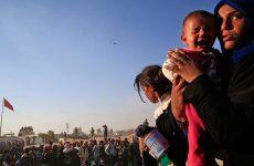 60 εκατ. εκτοπισμένοι και πρόσφυγες το 2014