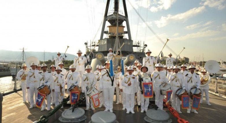 Στον Βόλο η περίφημη Μπάντα του Πολεμικού Ναυτικού