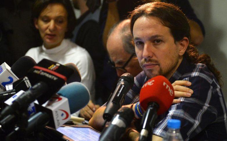 Podemos: «Η Γερμανία και το ΔΝΤ θέλουν να στραγγαλίσουν την Ελλάδα»