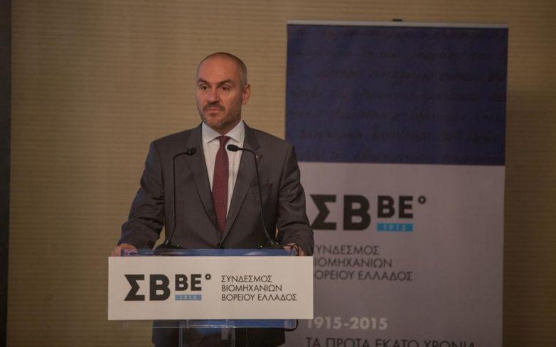 Επτά σημεία εξισορρόπησης στα υφεσιακά μέτρα προτείνει ο ΣΒΒΕ
