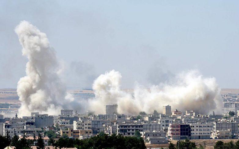 Περισσότεροι από 200 άμαχοι νεκροί στο Κομπάνι από την επίθεση των τζιχαντιστών