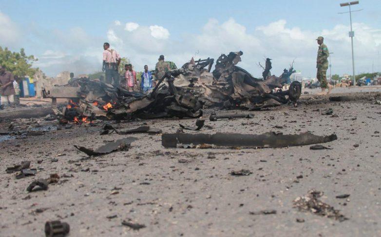 """Σομαλία: Πληροφορίες για """"δεκάδες"""" νεκρούς σε επίθεση της οργάνωσης Σεμπάμπ"""