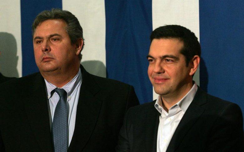 Ο κ. Τσίπρας και το… «ΣΥΡΙΖΑΝΕΛ Gov»