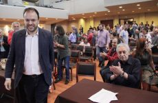 Δεν αποκλείει συμπράξεις ο Θ. Θεοχαρόπουλος