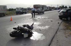 Αύξηση των τροχαίων ατυχημάτων