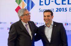 Συγχαρητήρια επιστολή του Προέδρου Juncker προς τον κ. Αλέξη Τσίπρα