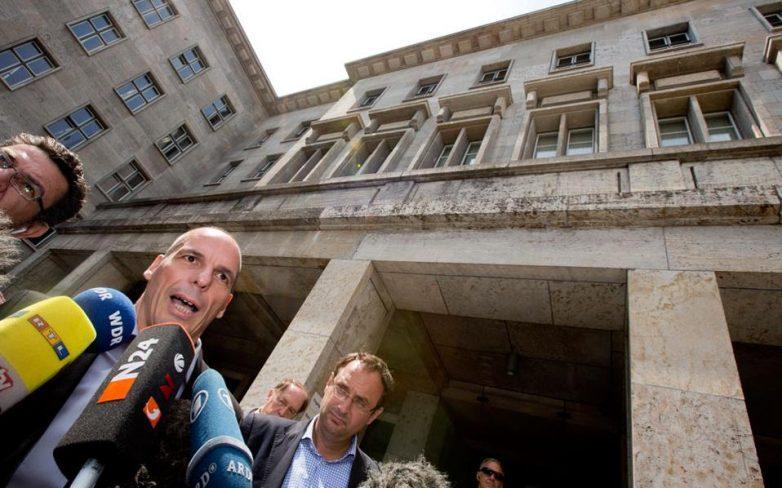 Βαρουφάκης-Σόιμπλε:Συμφώνησαν στο πρόβλημα, διαφώνησαν στη λύση