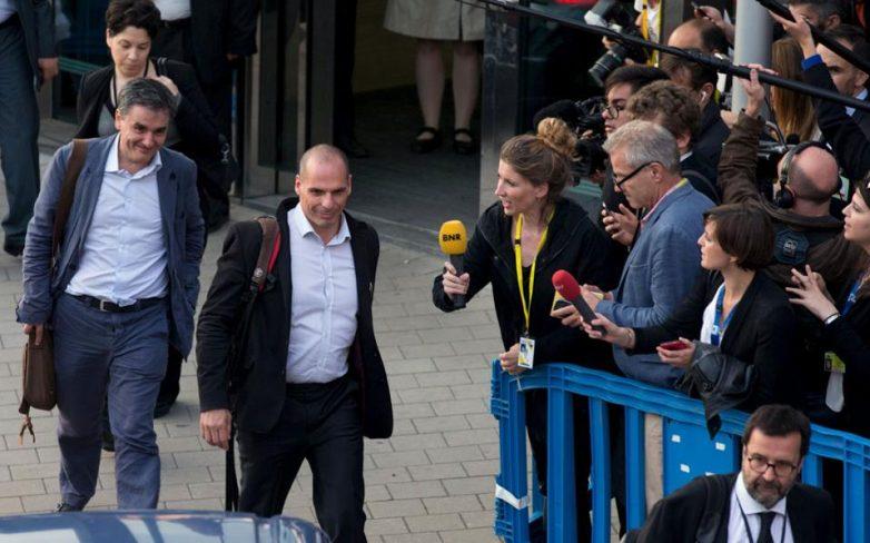 Ολοήμερος διαπραγματευτικός Μαραθώνιος στις Βρυξέλλες