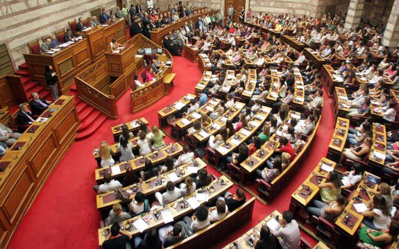 Την Τετάρτη στην ολομέλεια της Βουλής το ν/σ για την ιθαγένεια