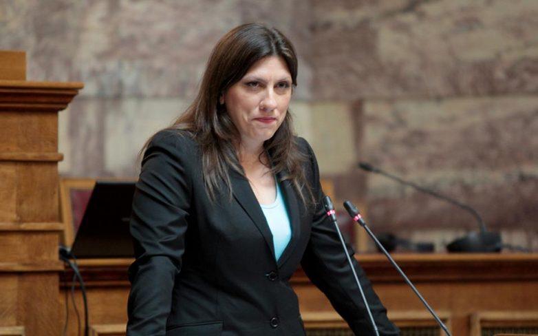 Κωνσταντοπούλου: Προαναγγέλλει ίδρυση κόμματος