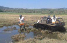 Καταπολέμηση κουνουπιών στις Π.Ε Μαγνησίας & Σποράδων
