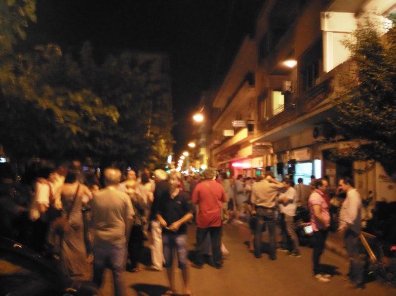 Γιορτή για το ΟΧΙ στην πλατεία Ελευθερίας