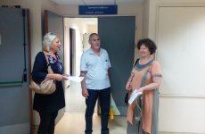 Ελλείψεις υλικών στο Νοσοκομείο  καταγγέλλει το ΠΑΜΕ