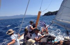 Ολοκληρώθηκε με επιτυχία η εκπαίδευση της Himera Sailing School