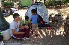 Νέες «φουρνιές» μεταναστών στο Πεδίο του Αρεως