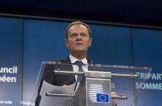Τουσκ: Ρεαλιστικές προτάσεις από Αθήνα, λύση για χρέος από δανειστές