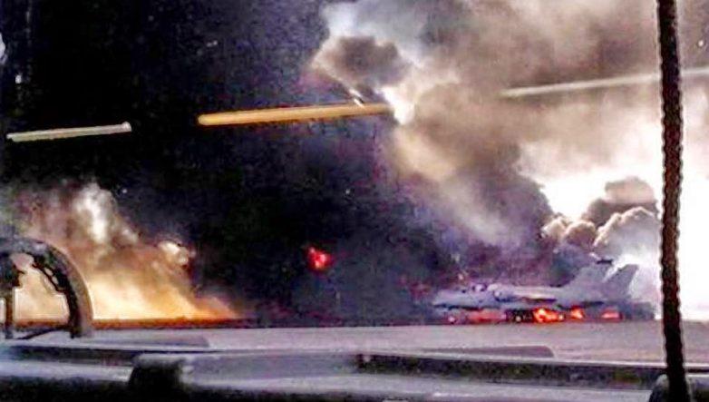 Στη δημοσιότητα το πόρισμα για την πτώση του ελληνικού F-16 στην Ισπανία