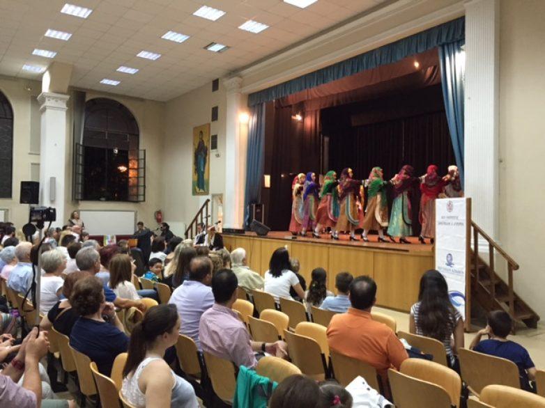 """Επιτυχία η εκδήλωση της """"Μαγνήτων Κιβωτός"""" με την συμμετοχή του Λυκείου Ελληνίδων Βόλου και Λήμνου"""