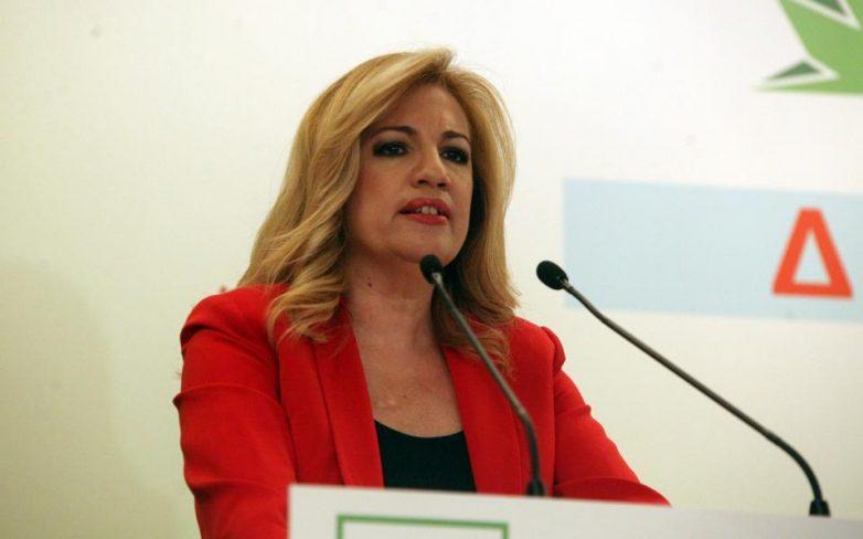 Επιστολή Γεννηματά για απομάκρυνση Κωνσταντοπούλου από την Προεδρία
