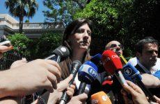 Δυσαρέσκεια Μαξίμου για τις διαφοροποιήσεις Κωνσταντοπούλου