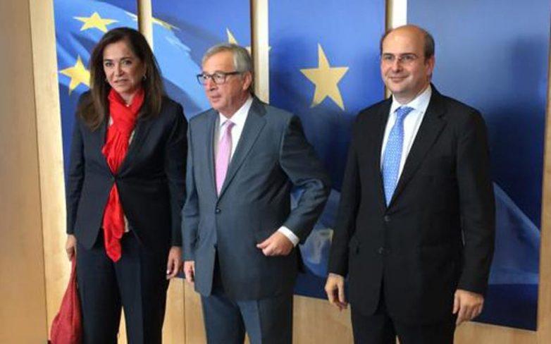 Μπακογιάννη:Η Βουλή έχει την ευρωπαϊκή πλειοψηφία  να στηρίξει μια συμφωνία