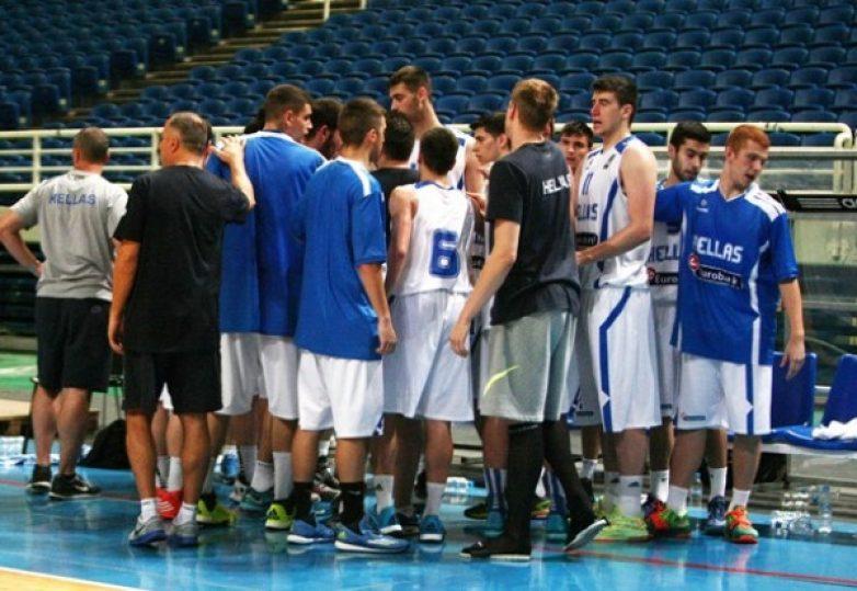 Φαντασμαγορική τελετή έναρξης του Πανευρωπαϊκού Πρωταθλήματος Μπάσκετ Εφήβων