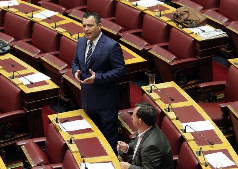 """Μπουκώρος: """"Καταστρέφει την οικονομία η πολιτική της κυβέρνησης ΣΥΡΙΖΑΝΕΛ"""""""