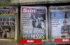 Sun: Πρωτοσέλιδο με ναζιστικό χαιρετισμό της βασίλισσας Ελισάβετ το 1933