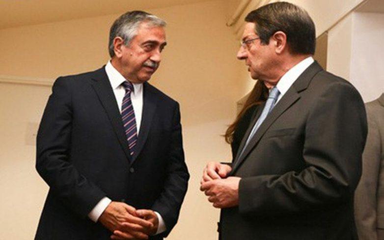 Διασφάλιση δικαιώματος ιδιοκτήτη συμφώνησαν Αναστασιάδης – Ακιντζί