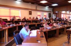 Νέα απόφαση για το έργο στις οδούς Καραμπατζάκη και Ζάχου