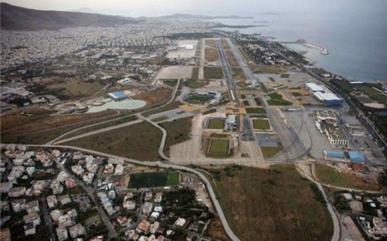 ΠΑΝΔΟΙΚΟ: Απέκρυψαν 215 στρέμματα δασικές εκτάσεις στο Ελληνικό