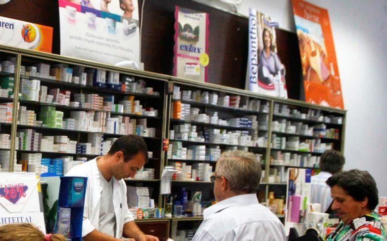 Βασικός σύμβουλος υγείας για τους Ελληνες ο φαρμακοποιός τους