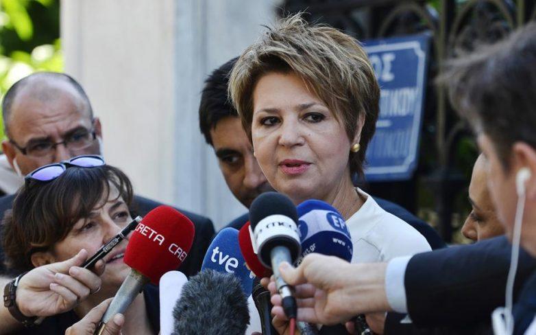 Γεροβασίλη: Δεν θα υπάρξει εκλογικός αιφνιδιασμός