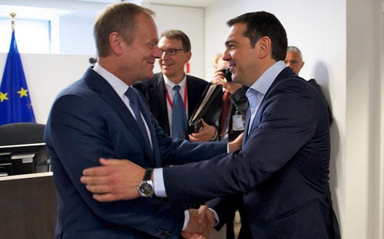 Ν. Τουσκ: Το «ΟΧΙ» δεν θα σημάνει το τέλος της διαπραγμάτευσης