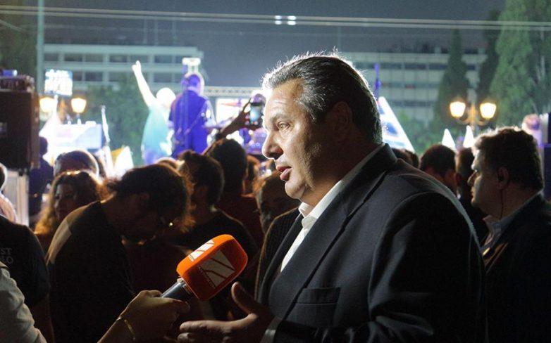 Π. Καμμένος: «Το τέλος της μεταπολίτευσης»